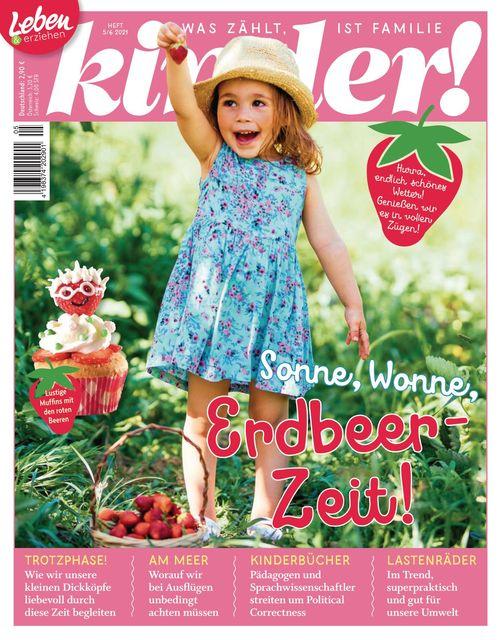kinder! Ausgabe 05-06/2021