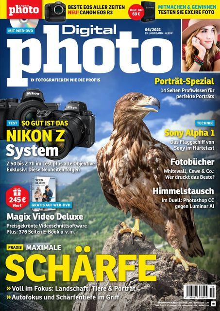 DigitalPHOTO Ausgabe 06/2021