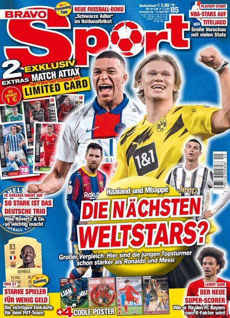 Bravo Sport Ausgabe 5/2021