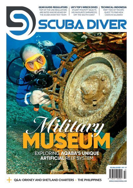 Scuba Diver Magazine Issue 41