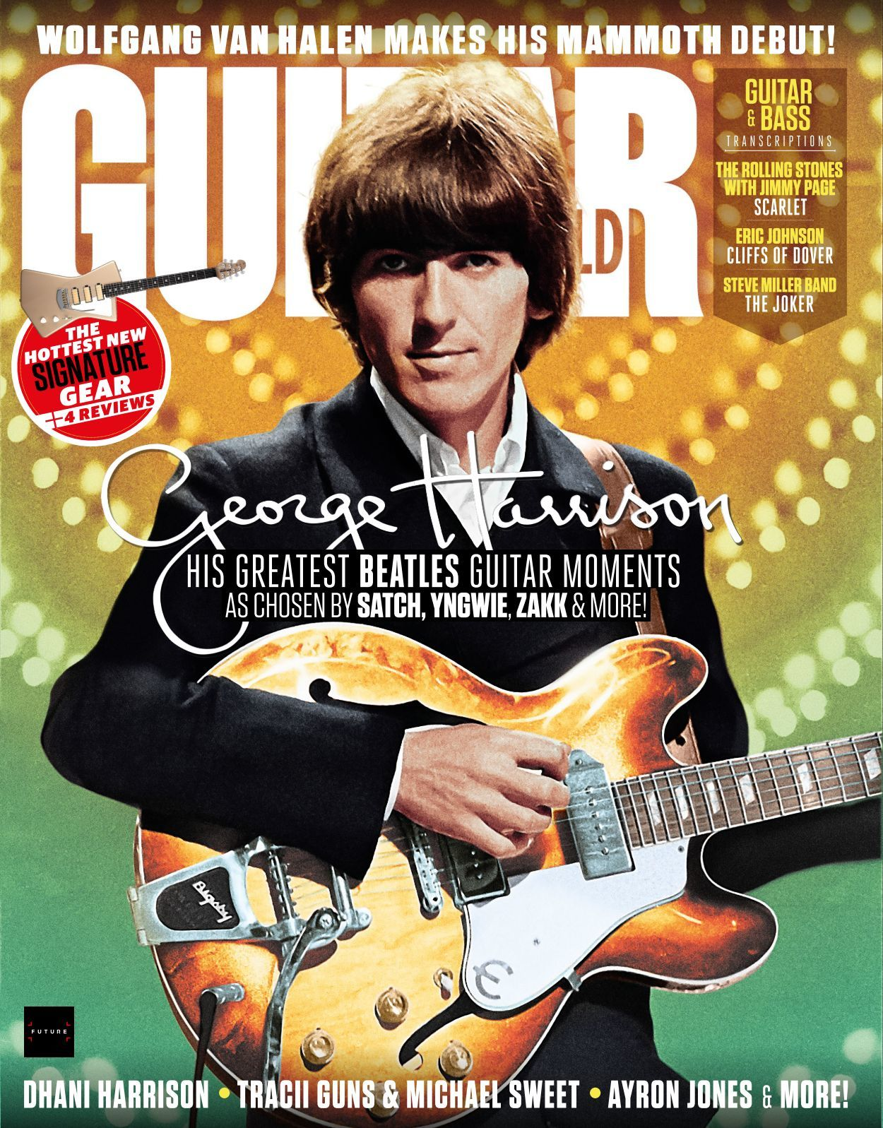 Guitar World US   issue 20/20