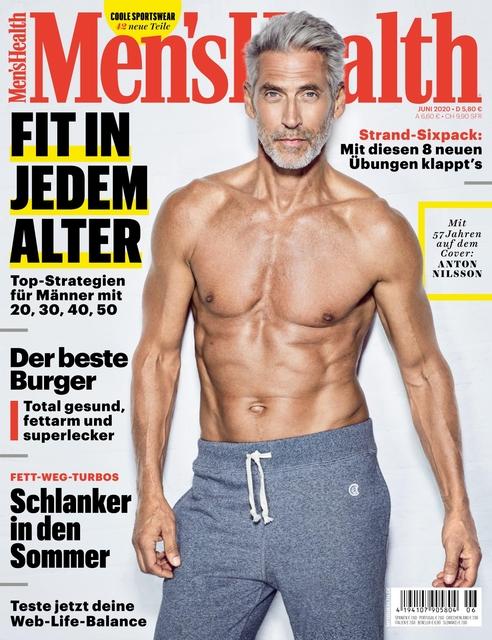 MEN'S HEALTH Ausgabe 06/2020