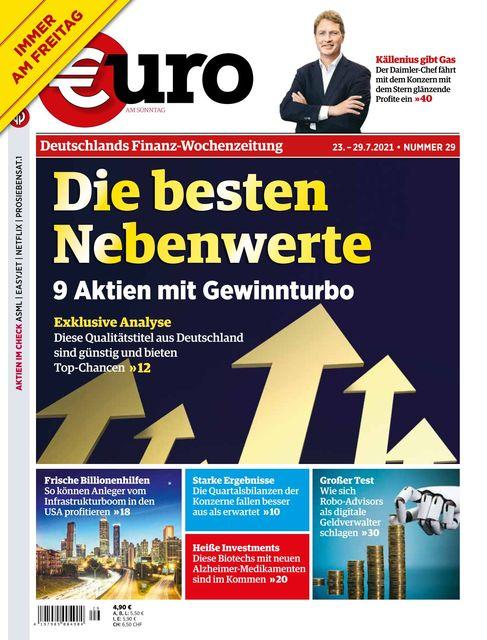 Euro am Sonntag 2021-07-23