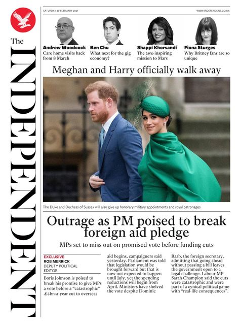 The Independent 2021-02-20