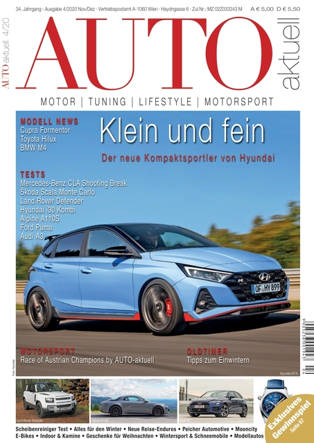 AUTO-aktuell Ausgabe 4/2020