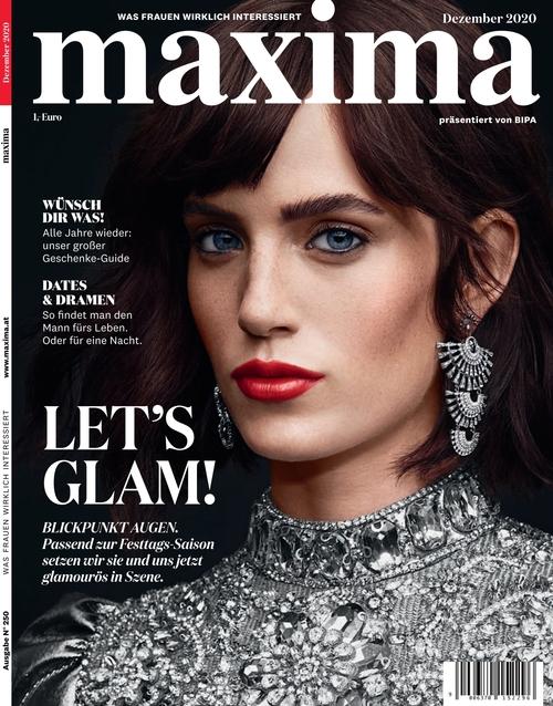maxima Ausgabe 12/2020