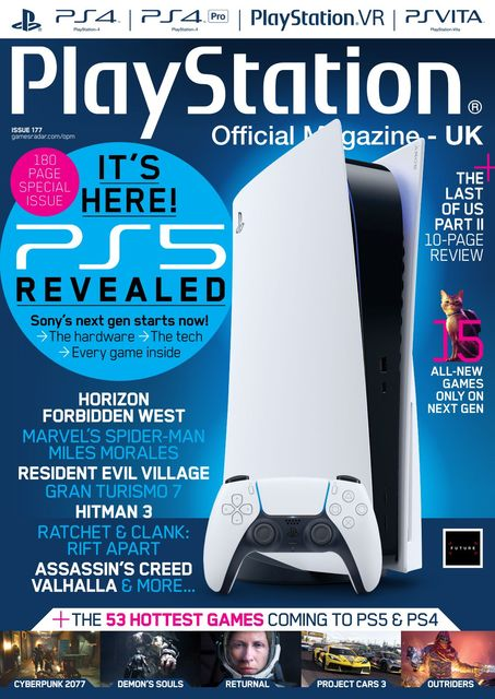 Official PlayStation Magazine 2020-06-30