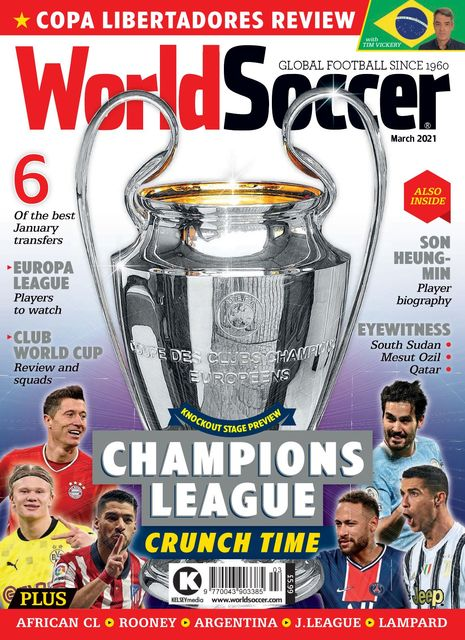 World Soccer issue 03/2021