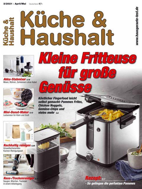 Küche & Haushalt Ausgabe 03/2021