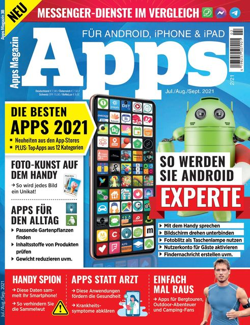 Apps  Magazin 2/21