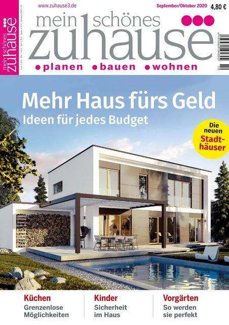 mein schönes zuhause°°° Ausgabe 09/10-2020