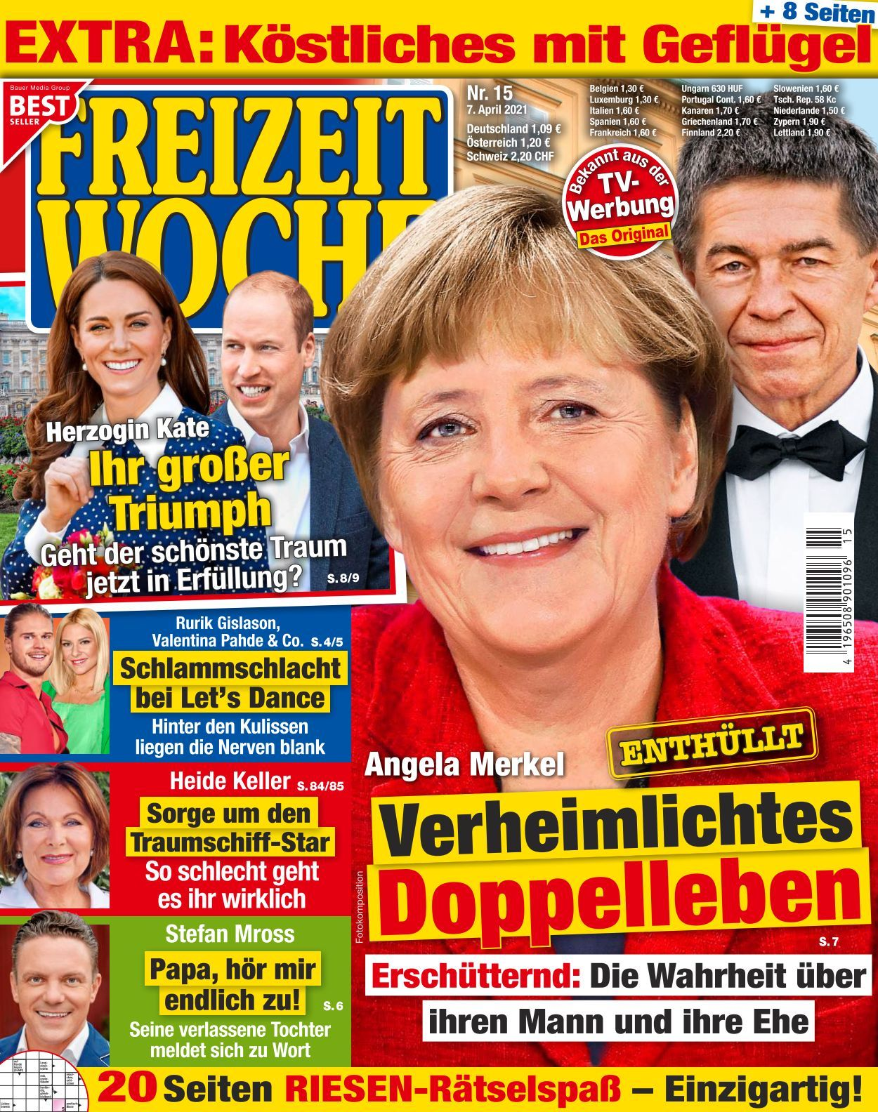 Nackt angela ostsee merkel Angela Merkel