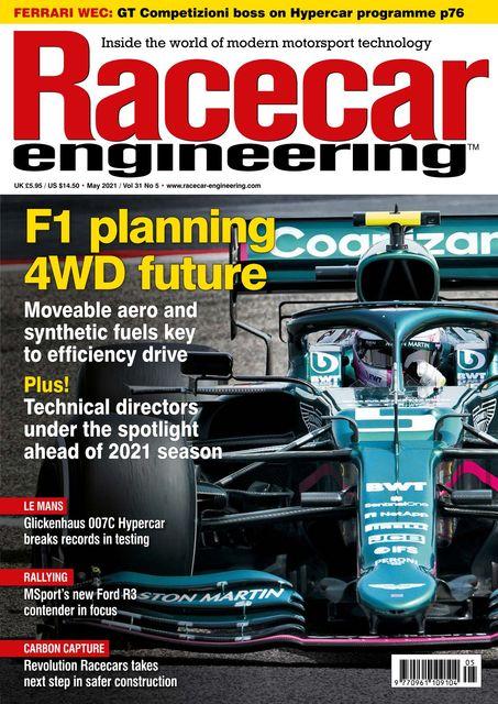 Racecar Engineering May 2021