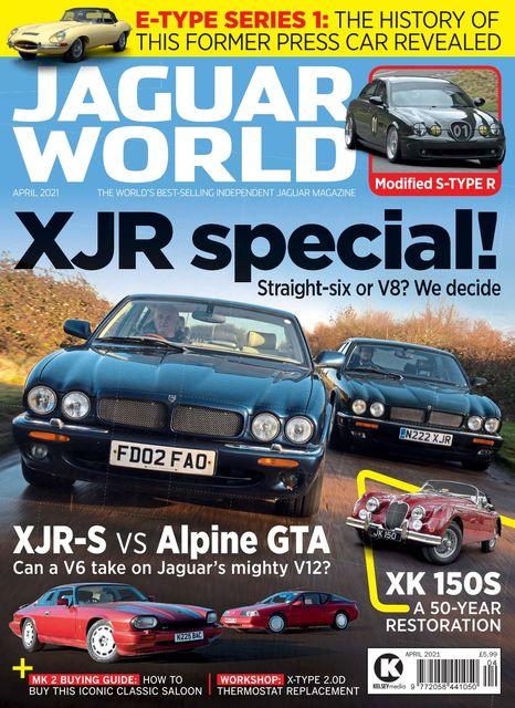 Jaguar World issue 04/2021