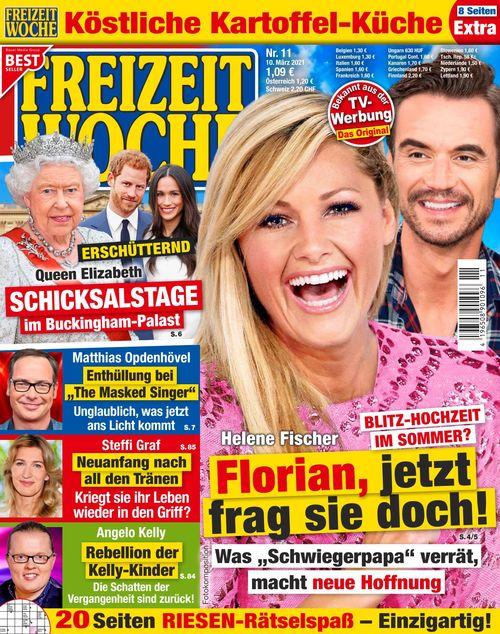 Freizeitwoche Ausgabe 11/2021