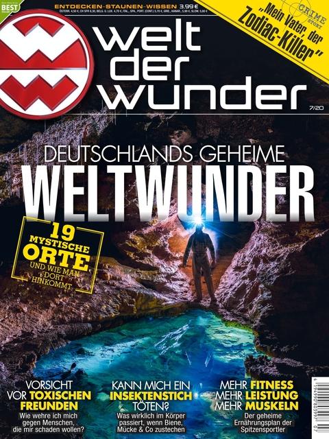 Welt der Wunder Ausgabe 7/2020