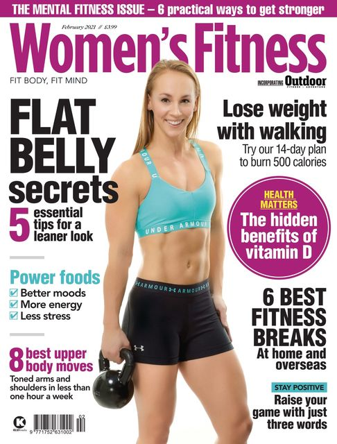 Women's Fitness issue 02/2021