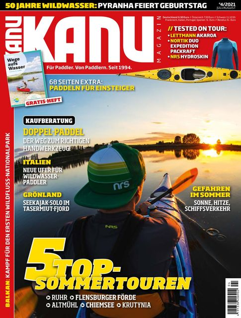 Kanu Magazin Ausgabe 0421