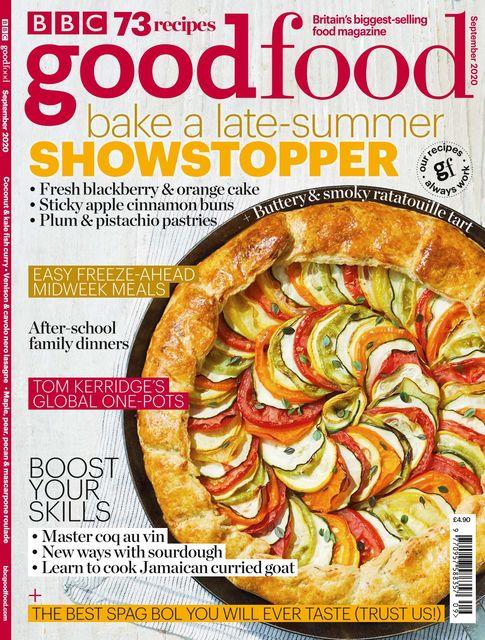 BBC Good Food issue 09/2020