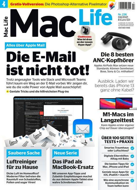 Mac Life Ausgabe 04/2021