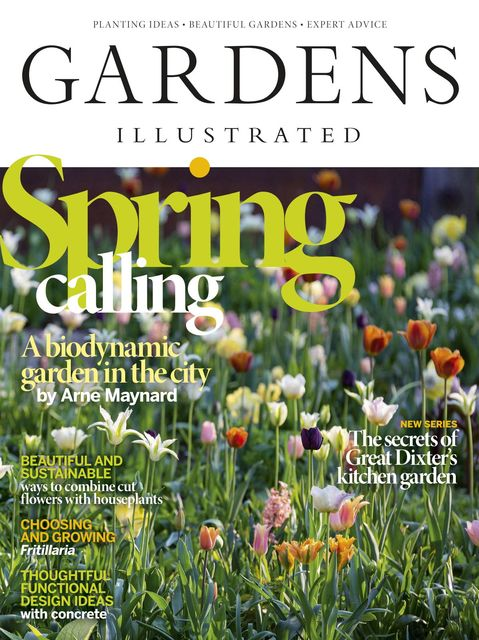 Gardens Illustrated issue 04/2020