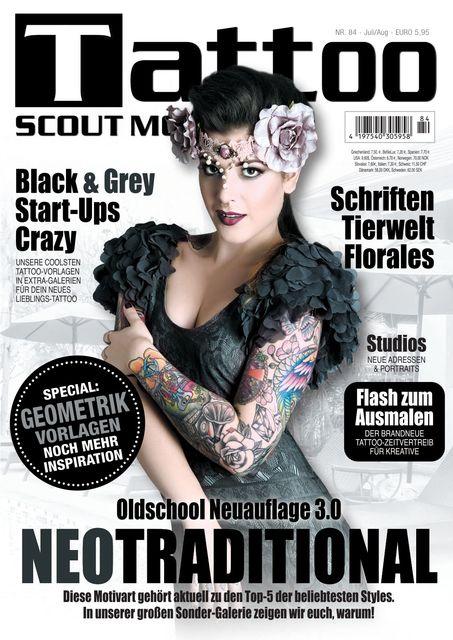 Tattoo Scout Nr. 84
