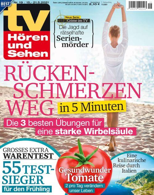 TV Hören und Sehen Ausgabe 19/2021