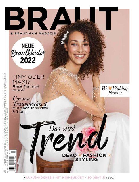 Braut & Bräutigam Ausgabe 04/2021