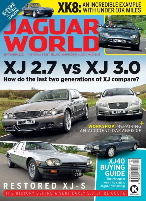 Jaguar World issue 09/2020