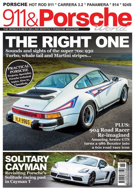 911 & Porsche World issue 11/2020