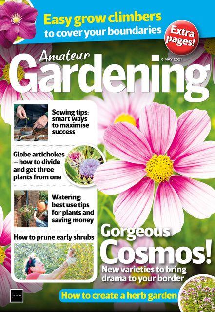 Amateur Gardening Magazine 2021-05-04
