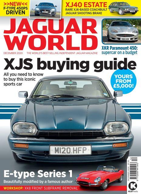 Jaguar World issue 12/2020
