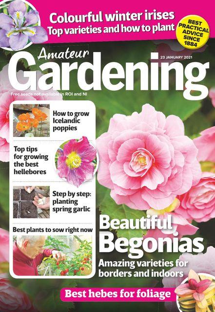 Amateur Gardening Magazine 2021-01-19