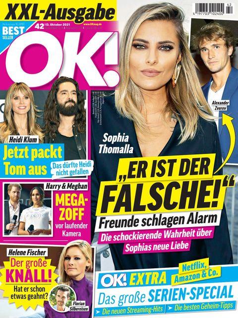 OK! Deutschland Ausgabe 42/2021