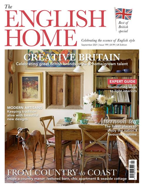 The English Home issue 09/2021