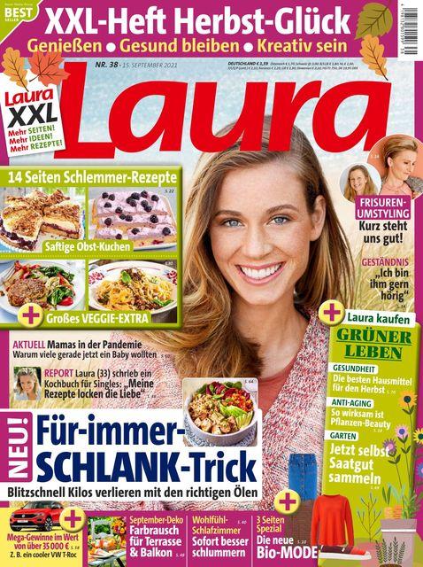 Laura Ausgabe 38/2021