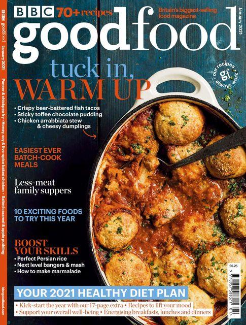BBC Good Food issue 01/2021