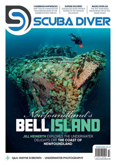Scuba Diver Magazine Issue 44