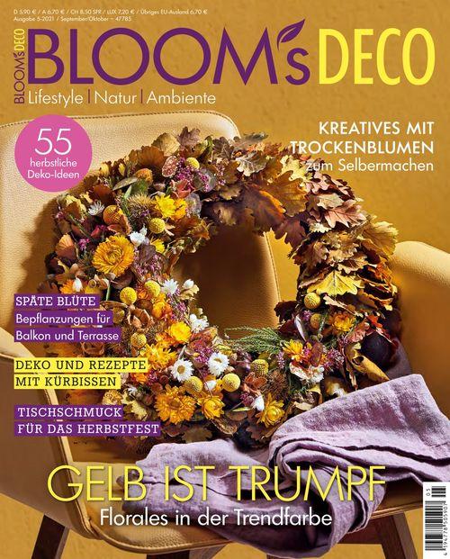 BLOOM's DECO Ausgabe 05/2021