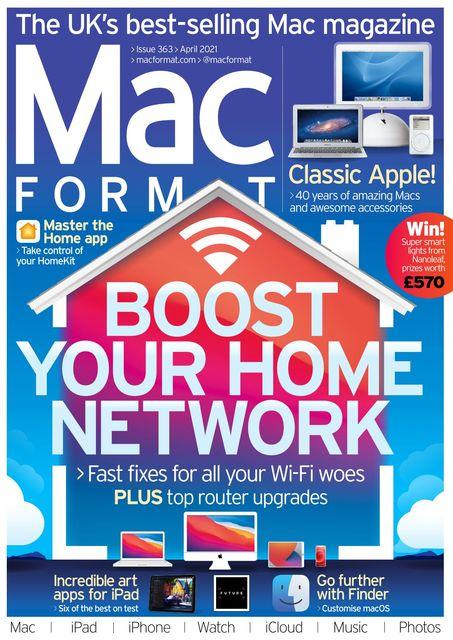MacFormat 2021-03-09