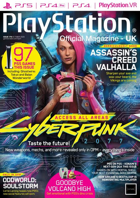Official PlayStation Magazine 2020-08-25