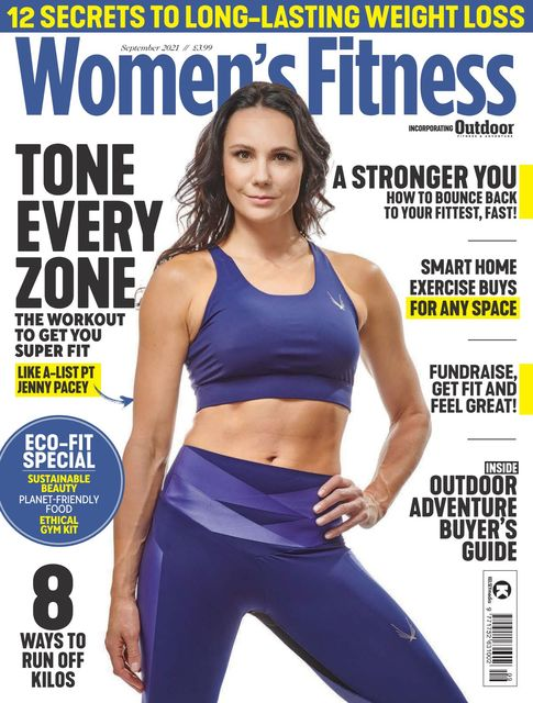 Women's Fitness issue 09/2021