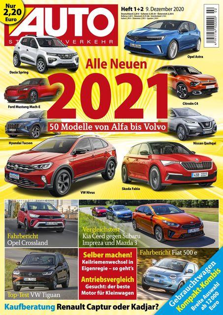 Auto Straßenverkehr 2020-12-08