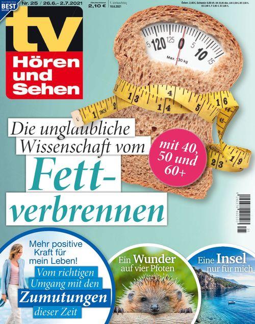 TV Hören und Sehen Ausgabe 25/2021