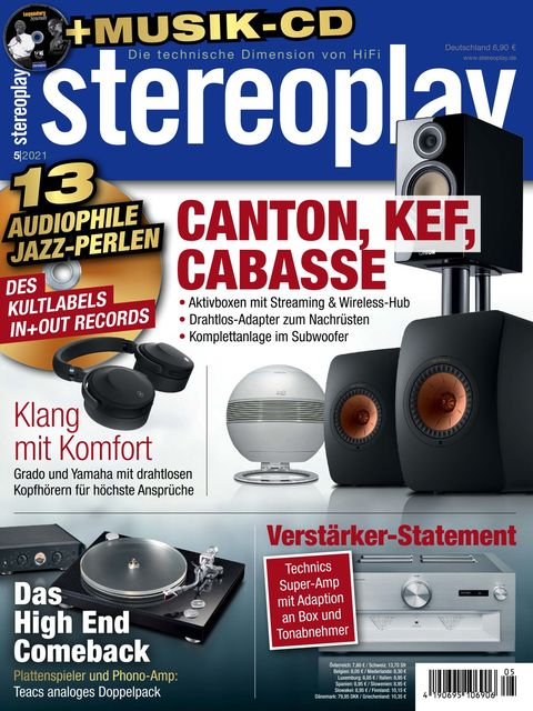 stereoplay 2021-04-08