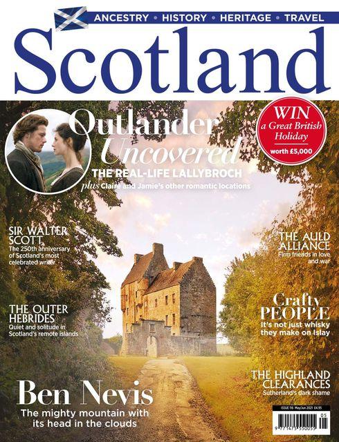 Scotland May/June 2021