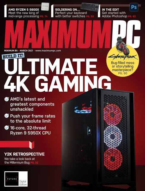 Maximum PC Magazine 2021-03-02