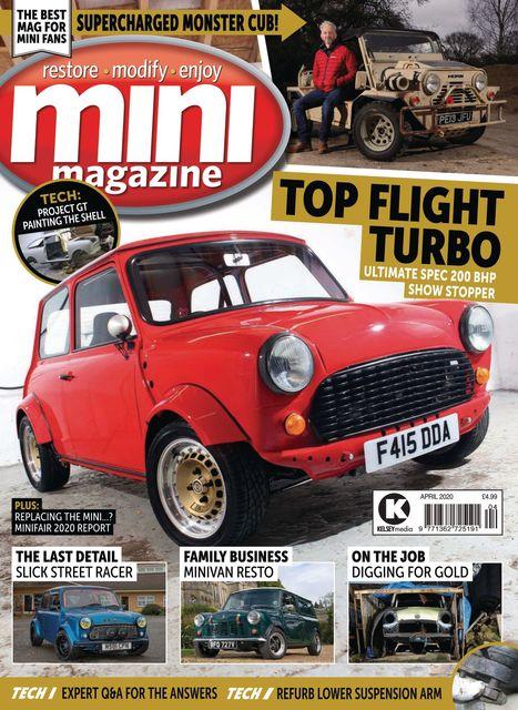 Mini Magazine issue 04/2020