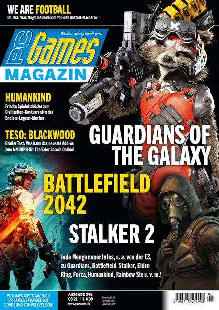 PC Games Ausgabe 08/2021