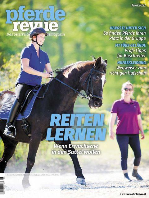Pferderevue Ausgabe 06/2021